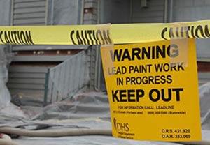 Green Home Design + Build Lead Paint Prep Program