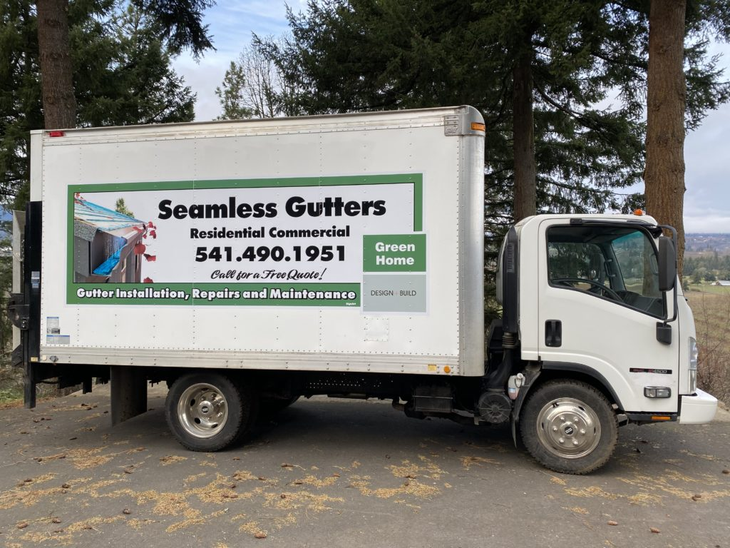 Seamless Gutters - Gutter Installation, Repair and Maintenance